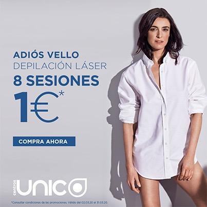 CENTROS ÚNICO: DUPLICATE SESSIONS POUR 1 € DE PLUS