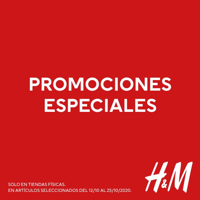 Aprovecha los nuevos descuentos de H&M