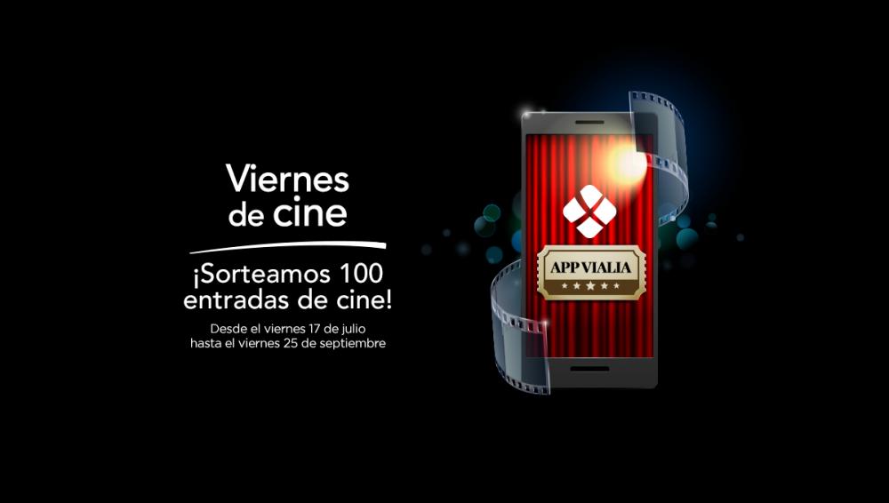 WE'RE GIVING AWAY 100 CINEMA TICKETS!