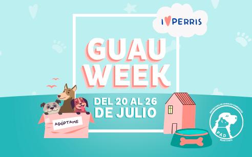 Compartir tiene premio en Miramar: ¡celebramos la GUAU WEEK por el Día del Perro!