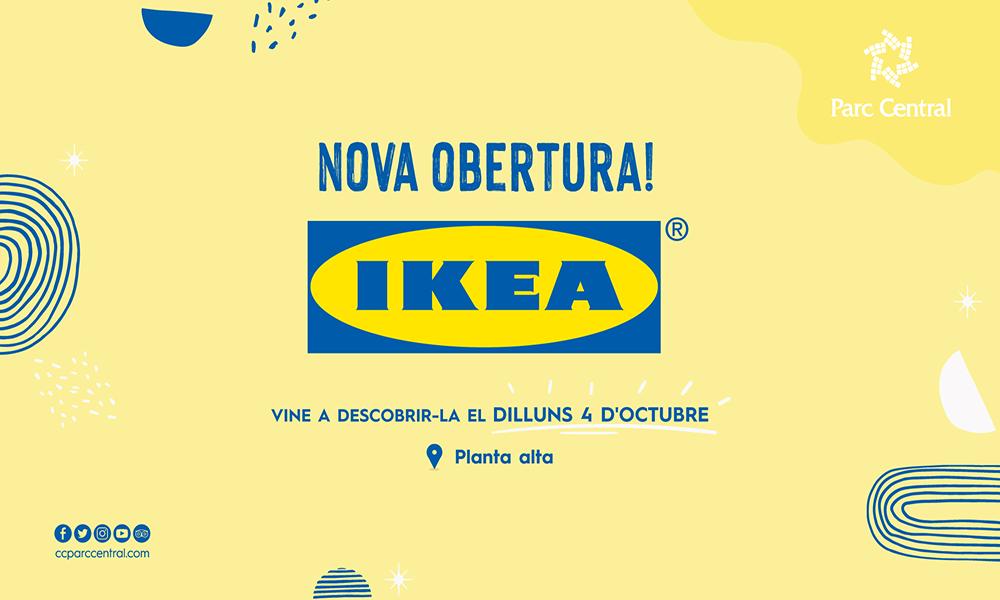 Obertura IKEA