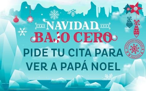 ¡Pide tu cita para ver a Papá Noel en el Poblado de Navidad de Miramar!