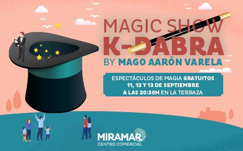La ilusión invade Miramar, ¡llega la Semana de la Magia!