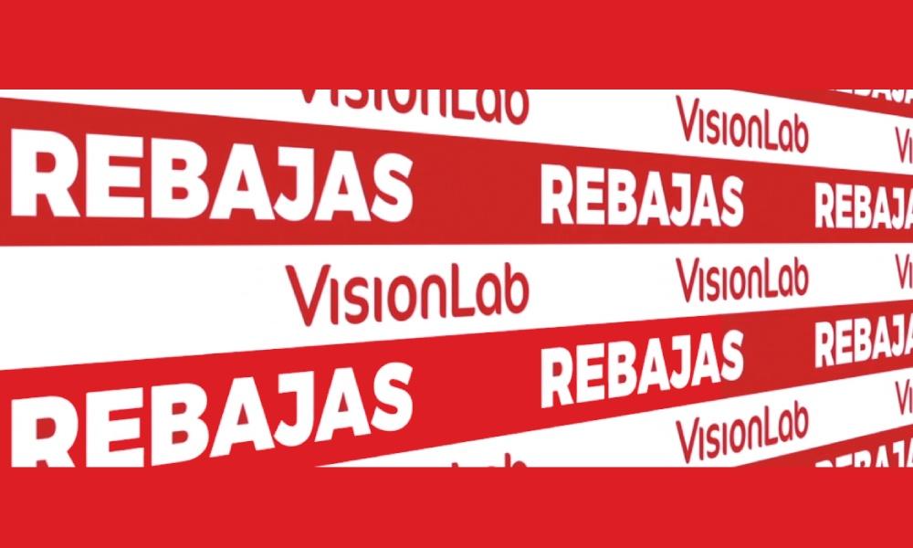 VISIONLAB: REBAJAS