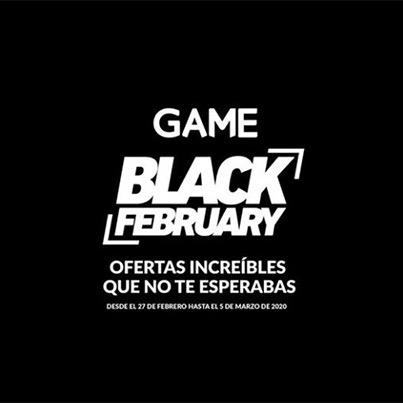 GAME: BLACK FEBRUARY