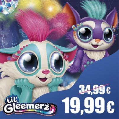 JUGUETTOS: LIL' GLEEMERZ POUR 19,99€