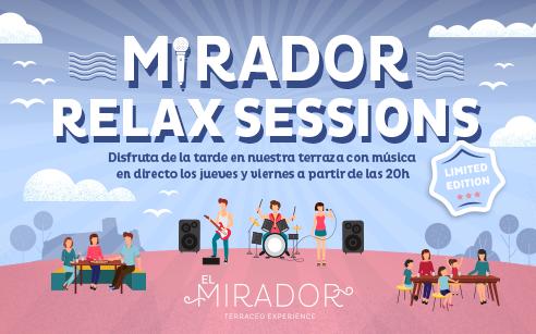 Mirador Relax Sessions: conciertos al atardecer y al aire libre en Miramar