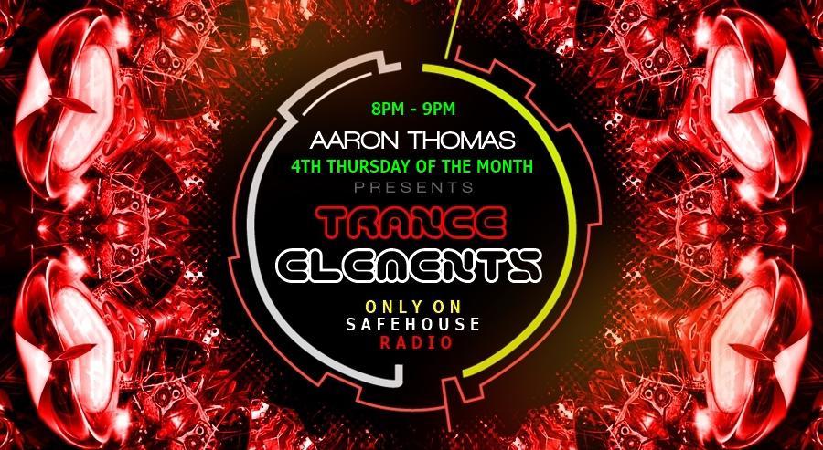 Aaron Thomas Live on www.safehouseradio.co.uk