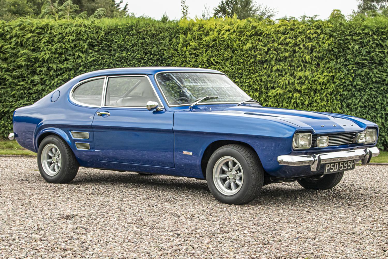 1970 Ford Capri 3000 Gt Classic Car Auctions