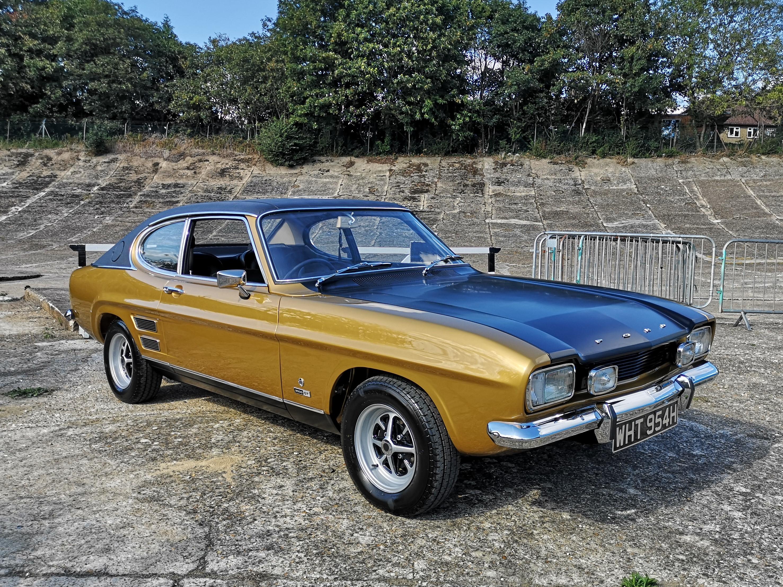 1970 Ford Capri Mk1 2000 V4 Gt Xlr Classic Car Auctions