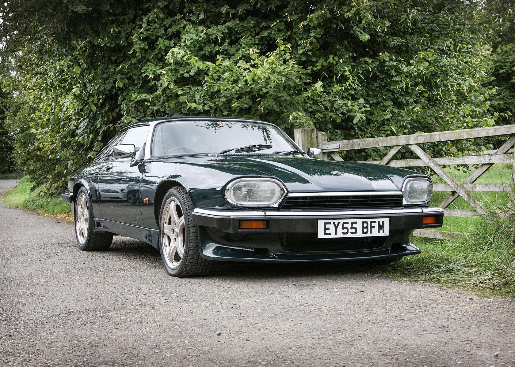 1992 Jaguar XJS V12 Manual - Classic Car Auctions