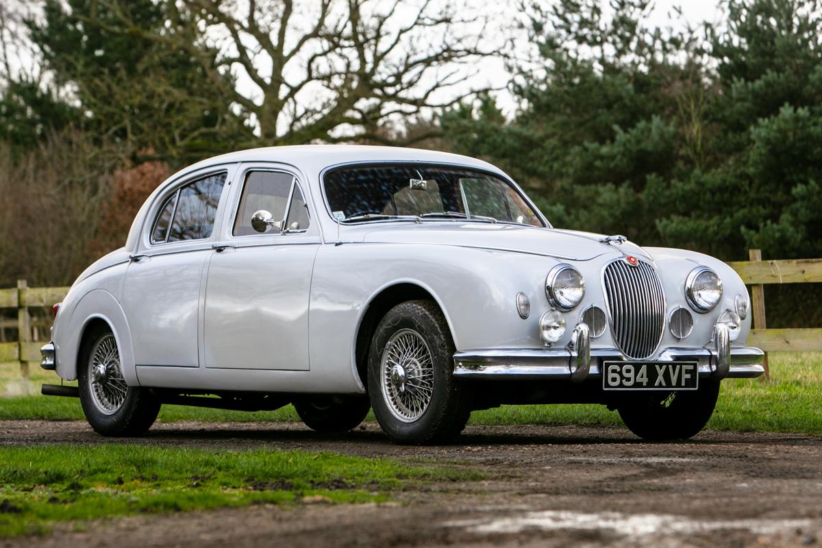 1958 Jaguar 3.4-litre Saloon (Mk 1) - Classic Car Auctions