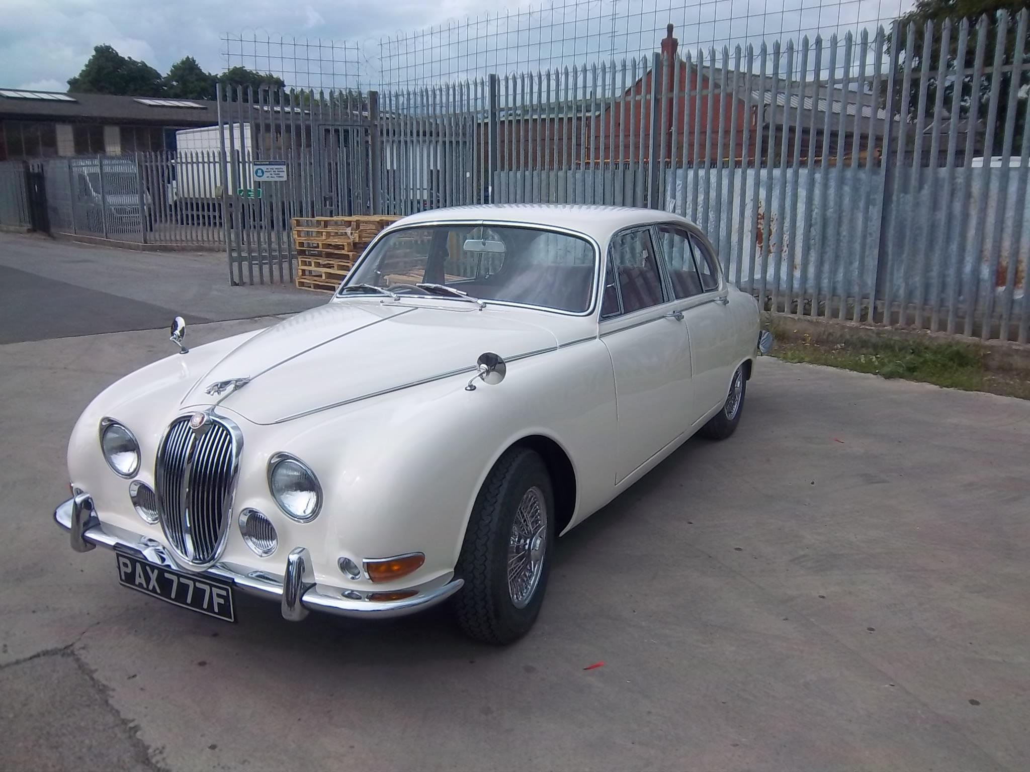 1968 Jaguar S Type - Classic Car Auctions