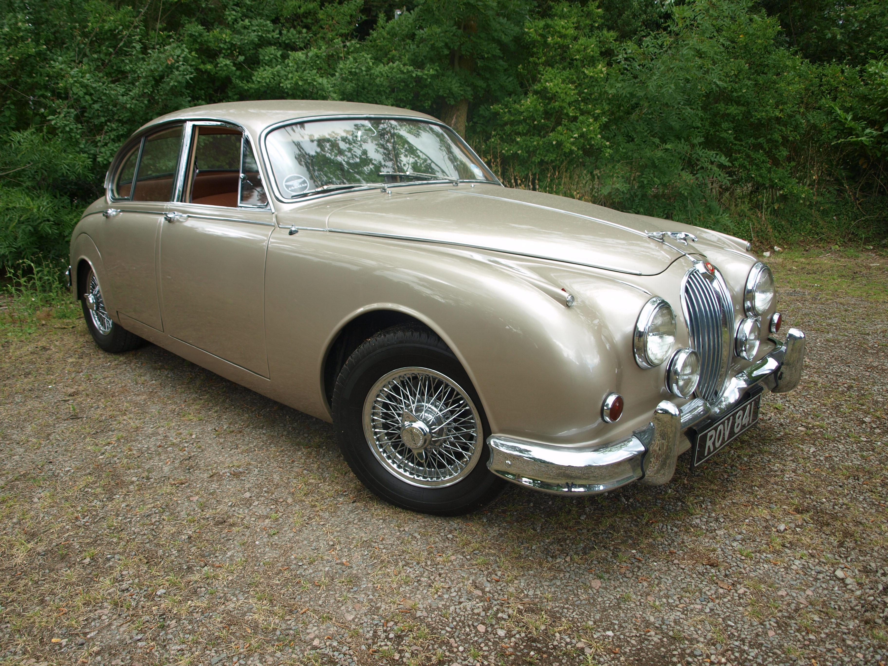 1963 Jaguar MK II 2.4 Litre - Classic Car Auctions