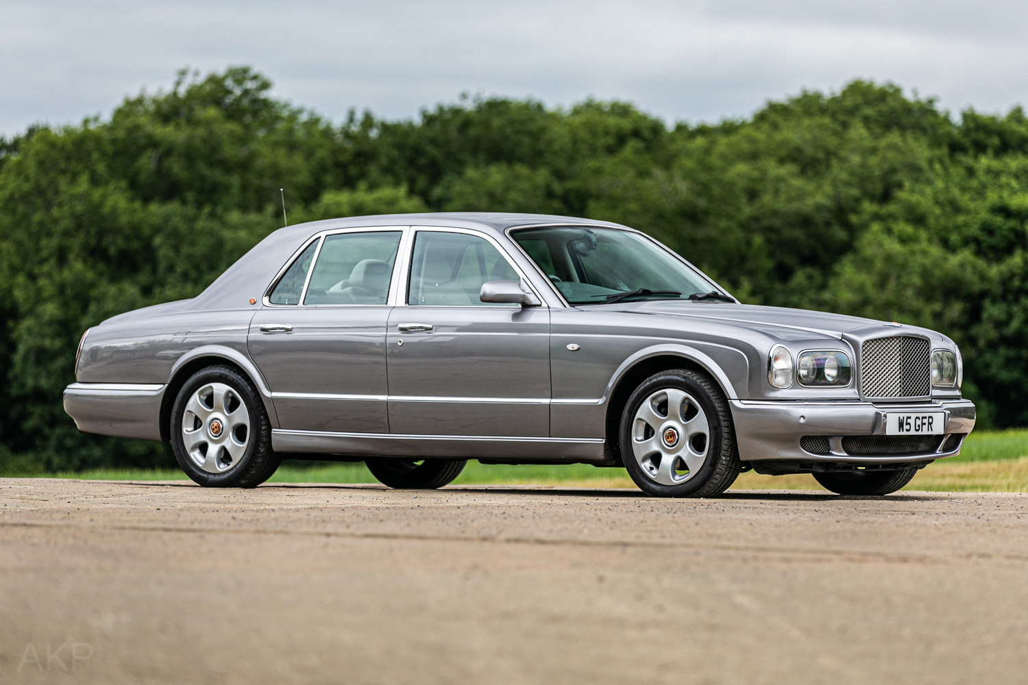 2000 Bentley Arnage Red Label Classic Car Auctions