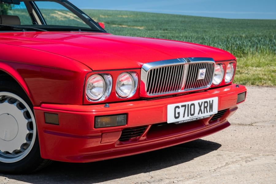 1989 Jaguar Sport (TWR/Jaguar) XJR 3.6 - Classic Car Auctions
