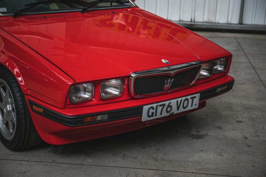 1989 Maserati 222 Spyder E - Classic Car Auctions