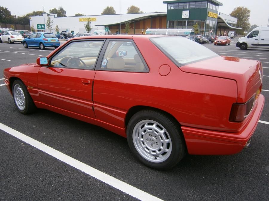 1995 Maserati Ghibli II - Classic Car Auctions