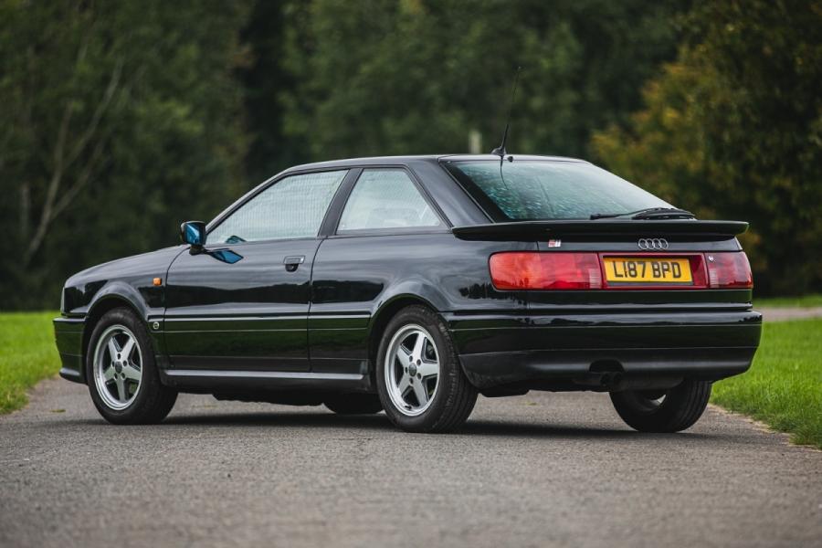 1993 Audi S2 Quattro Turbo Coupe 20v - Classic Car Auctions