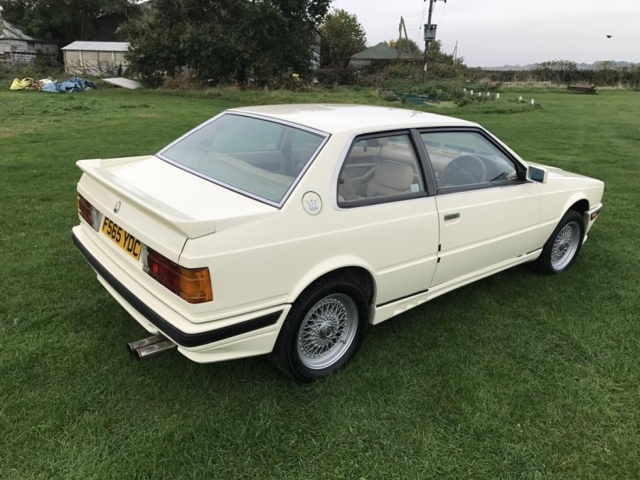 1988 Maserati BiTurbo Coupé - Classic Car Auctions