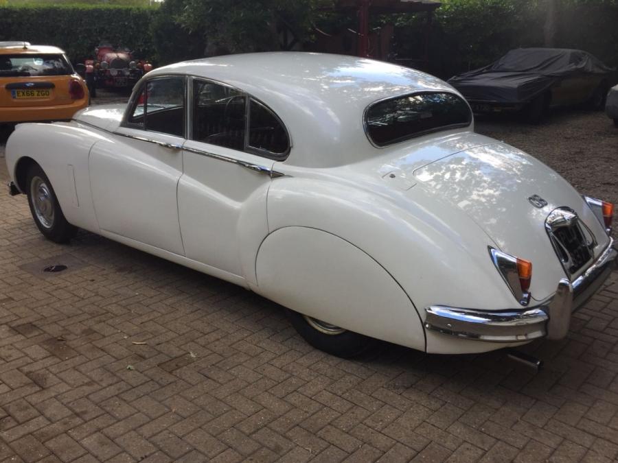 1954 Jaguar MK VII M - Classic Car Auctions