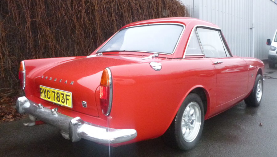 1967 Sunbeam Alpine Series V