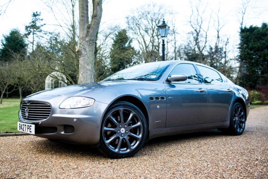 2005 Maserati Quattroporte - Classic Car Auctions