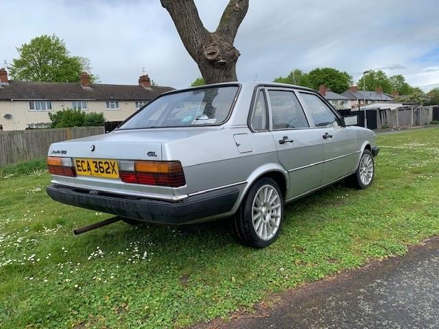 **Regretfully Withdrawn** 1981 Audi 80 (B2) GLS - Classic ...
