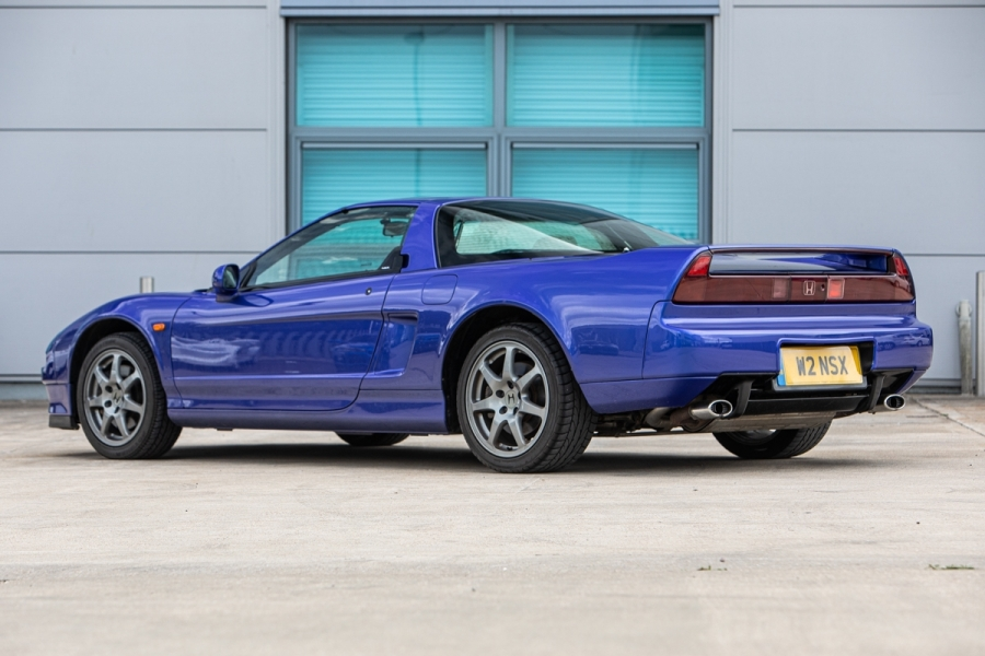 2000 Honda NSX V6 Manual - Classic Car Auctions