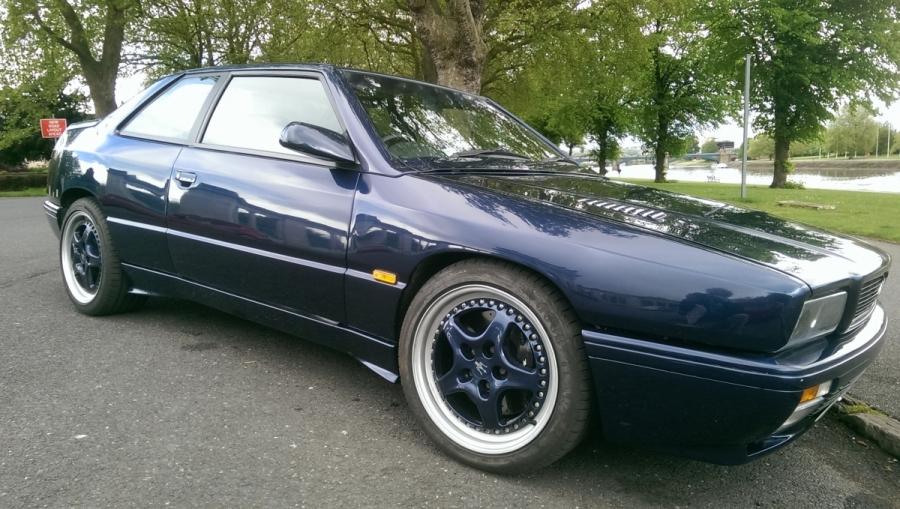 1997 Maserati Ghibli Cup - Classic Car Auctions
