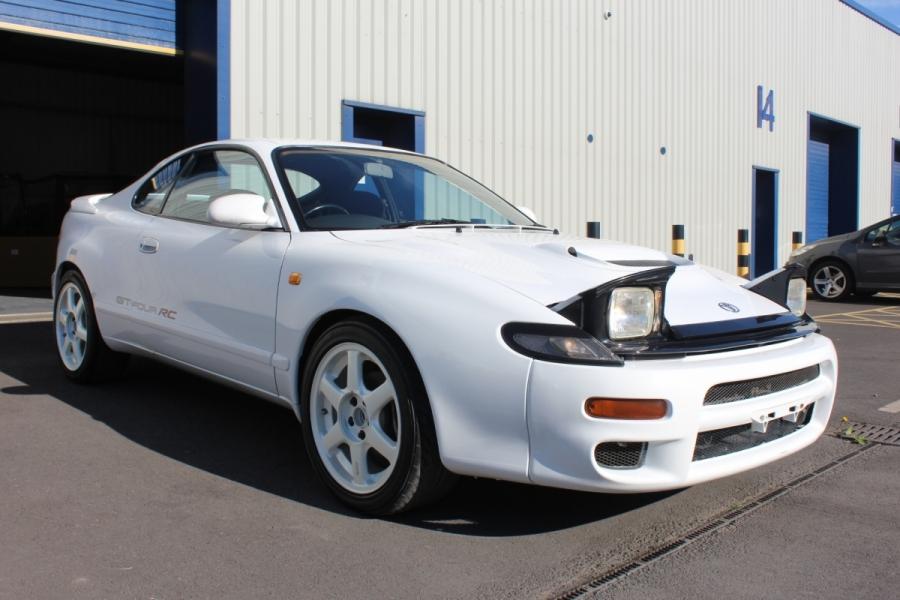 1991 Toyota Celica Gt4 Rc Carlos Sainz No 1631 Of 5000 Classic Car Auctions