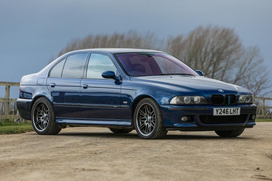 2001 BMW M5 (E39) - Classic Car Auctions