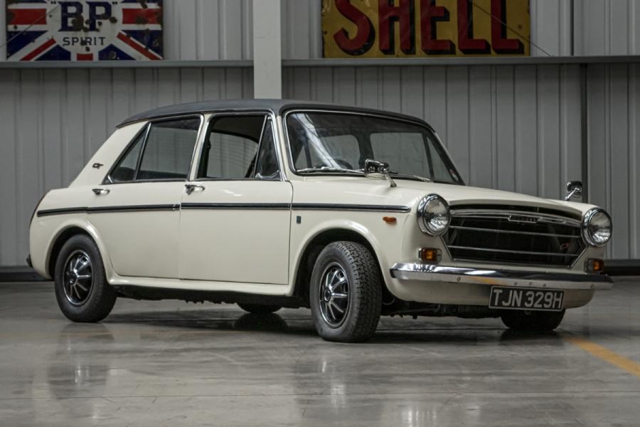 1969 Morris 1300 GT (ADO16) - Classic Car Auctions