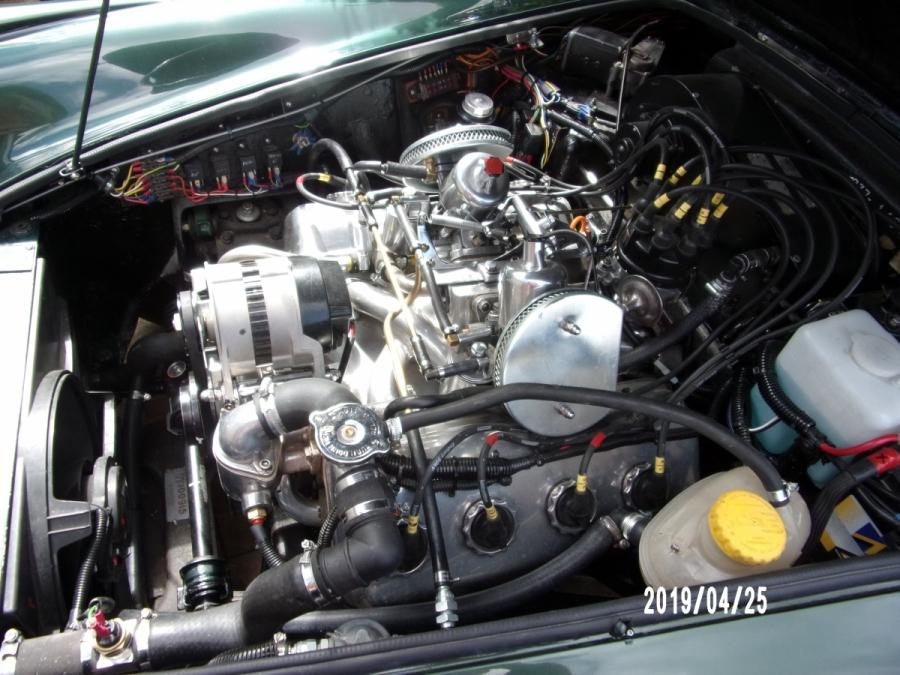 1961 Daimler Dart Sp250 B-spec