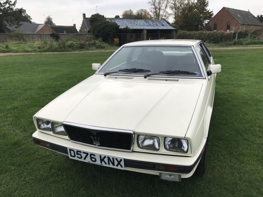 1987 Maserati Biturbo Coupé - Classic Car Auctions