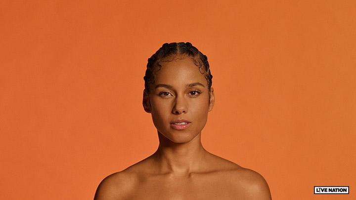 Alicia Keys przedsprzedaż