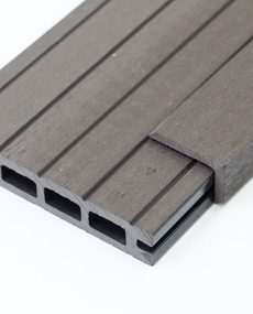 Black Composite Decking Kits