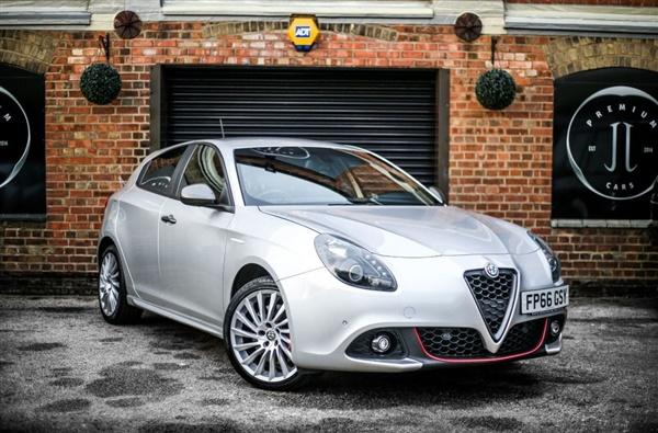 Large image for the Alfa Romeo Giulietta