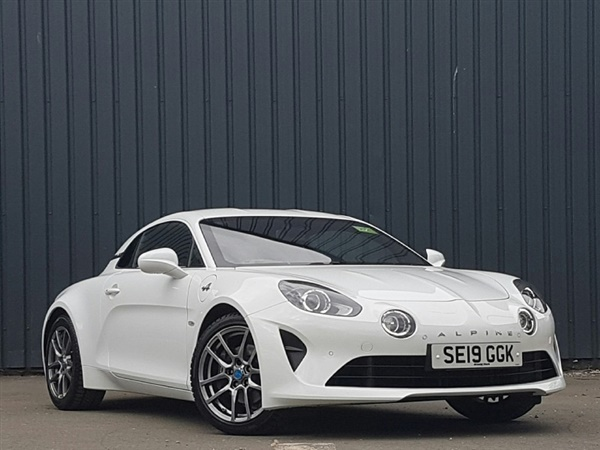 Large image for the Alpine A110
