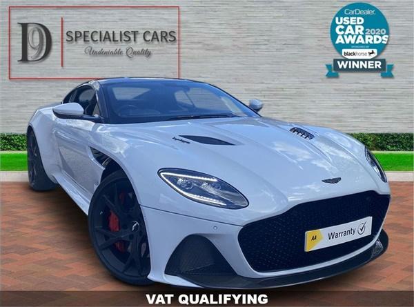 Large image for the Aston Martin DBS SUPERLEGGERA
