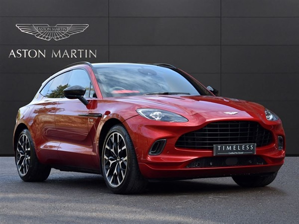 Large image for the Aston Martin Dbx