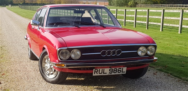 Large image for the Audi 100