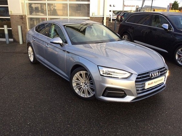 Large image for the Audi A5