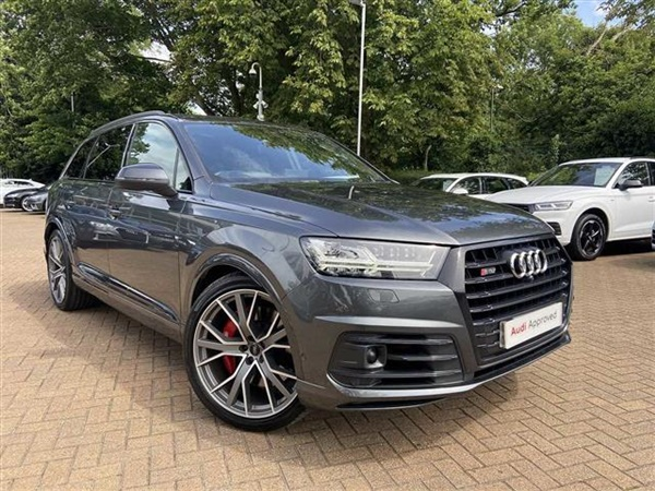 Large image for the Audi SQ7