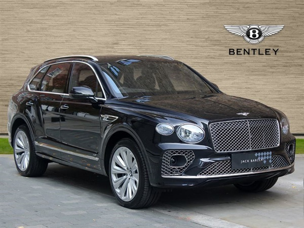 Large image for the Bentley Bentayga