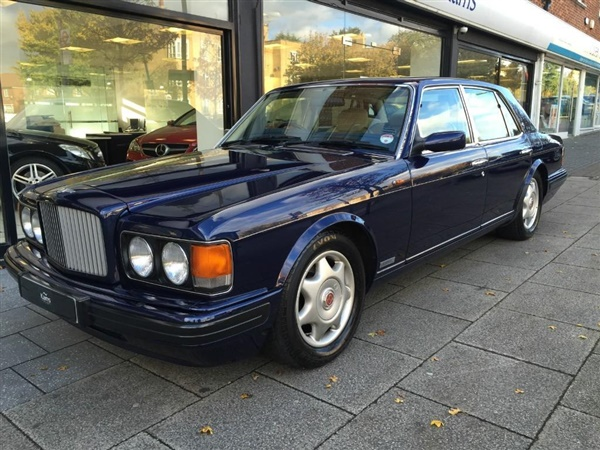 Large image for the Bentley Brooklands