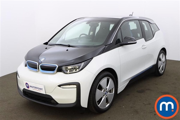 Large image for the BMW I3