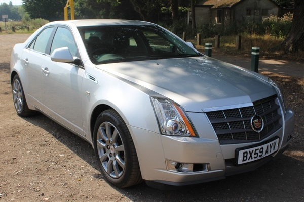 Large image for the Cadillac CTS