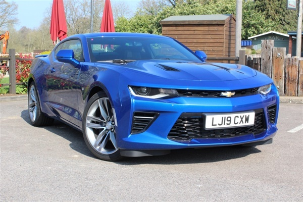 Large image for the Chevrolet Camaro