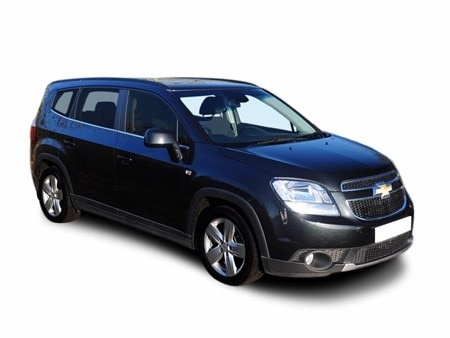 Large image for the Chevrolet Orlando